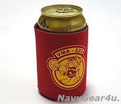 画像1: VMA-223 BULLDOGS缶クージー