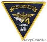 TRAINING AIR WING 4部隊パッチ