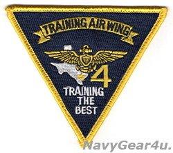 画像1: TRAINING AIR WING 4部隊パッチ