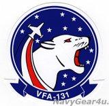 VFA-131 WILDCATSステッカー