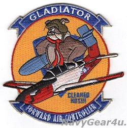 画像1: VFA-106 GLADIATORS FAC(A)部隊パッチ