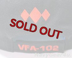 """画像4: VFA-102 DIAMONDBACKS """"MAKE ATSUGI GREAT AGAIN"""" ボールキャップ(Ver.2)"""