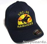 VRC-40 RAWHIDESオフィシャルボールキャップ(FLEX FIT)