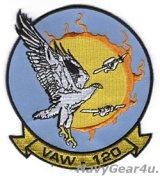 VAW-120 GREY HAWKS THROWBACK部隊パッチ