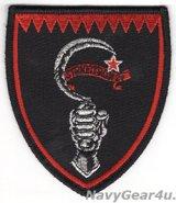 VFA-27 ROYAL BOGEYS RED AIR部隊パッチ(ベルクロ有無)