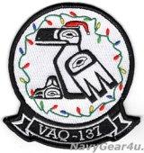 VAQ-137 ROOKS HOLIDAY部隊パッチ