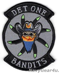 画像1: VRC-40 RAWHIDES DET-1 BANDITS部隊パッチ(ベルクロ有無)