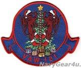 VAW-121 BLUETAILS HOLIDAY部隊パッチ