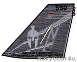 VAQ-131 LANCERS 1st INDO-PACOM ディプロイメント2020記念パッチ(垂直尾翼タイプ)