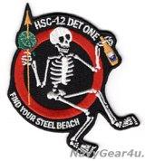 "HSC-12 GOLDEN FALCONS DET.1""BLACKBEARD""/CC-19 USSブルーリッジ2020クルーズパッチ(ベルクロ有無)"