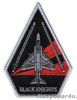 VFA-154 BLACK KNIGHTS F-4 THROWBACKショルダーパッチ(ベルクロ有無)