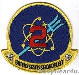2ND FLEET(第2艦隊)部隊パッチ