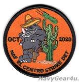 VFA-106 GRADIATORS NAFエルセントロ STRIKE DET 2020記念パッチ