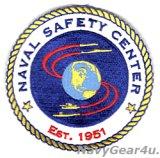 NAVAL SAFETY CENTER部隊創設70周年記念パッチ
