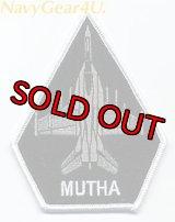 VFA-103 JOLLY ROGERS 2007年度MUTHAアワード受賞記念パッチ