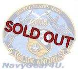 U.S.NAVY BLUE ANGELS 2009ツアー限定記念パッチ(ソロVer./デッドストック)