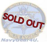 U.S.NAVY BLUE ANGELS 2009ツアー限定記念パッチ(4シップVer./デッドストック)