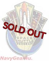 NASAスペースシャトルプラグラム1981-2011 30周年記念オフィシャルパッチ