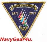 CVW-5米海軍航空100周年記念部隊パッチ