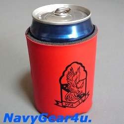 画像1: VFA-22 FIGHTING RED COCKS缶クージー