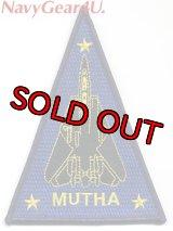 VF-213 BLACKLIONS 2005年度MUTHAアワード受賞記念パッチ